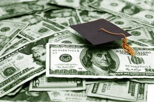 Student loan debt is a huge burden faced by today's college graduates.