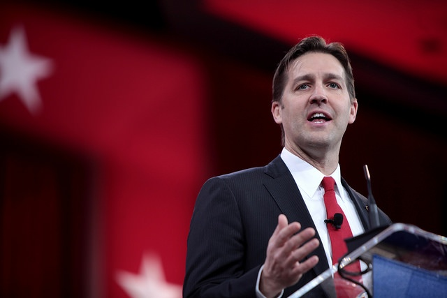 "Ben Sasse: ""Not Helpful to Call the Press the Enemy"""
