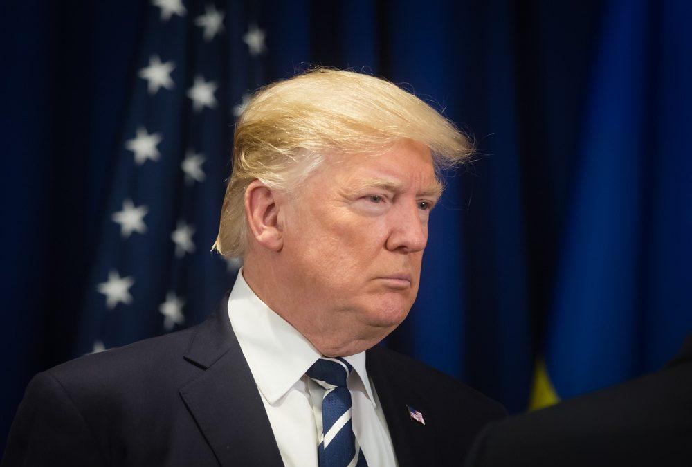 As Russia Investigation Heats Up, Trump Shifts His Tone