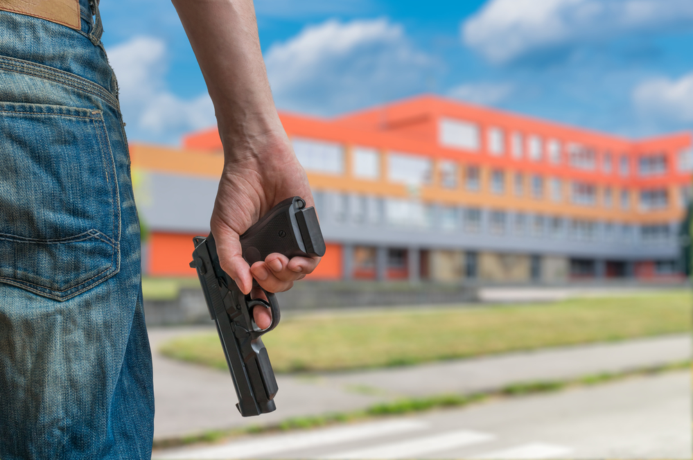 Are There Really More School Shootings These Days?