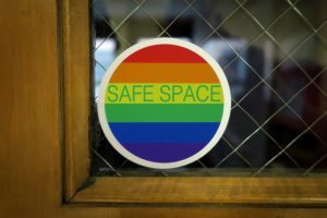 "The definition of ""safe space"" has evolved over the years. Some say that safe spaces violate the First Amendment. But what exactly is a safe space?"