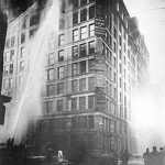 The Triangle Shirtwaist Factory fire was one of the deadliest industrial disasters in U.S. history.