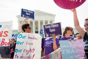 Anti-abortion laws disproportionately harm poor women and marginalized populations. Do they do so by design? If so, is this another form of class warfare?