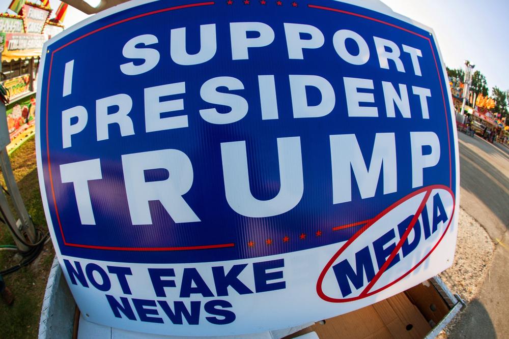 President Trump: 'Fake News' Means 'News I Don't Like'