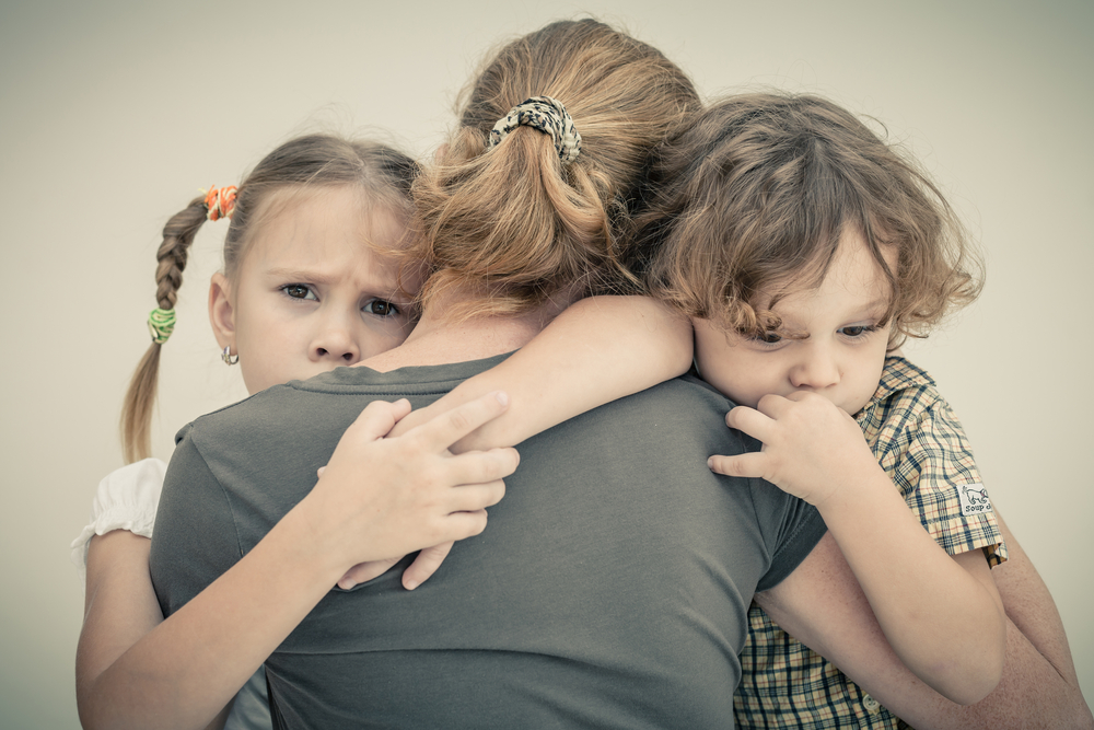 The Wealth Gap Hurts Families the Most