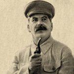 A photo of Josef Stalin.