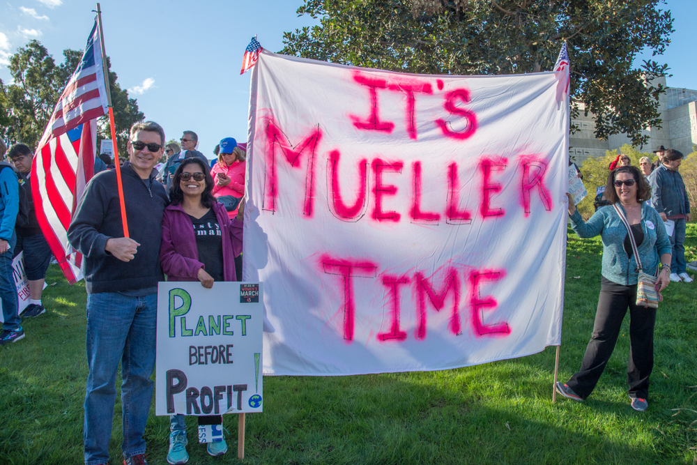 Former Federal Judge Kills Mueller Conspiracy Theory