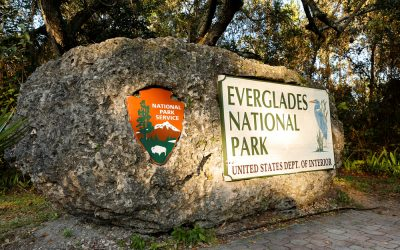 NPS Report Mentions Climate Change After All