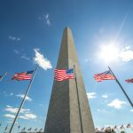 The Washington Monument in Washington D.C