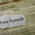 Freedom of the press is enshrined in the First Amendment.