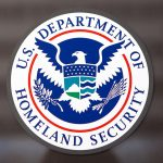 The emblem for the U.S. Department of Homeland Security.