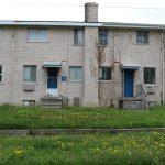 Low-income housing in Flint, Michigan