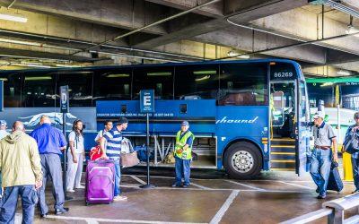 California Woman Forces Border Patrol Off a Bus