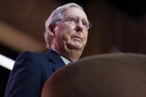 Senate Majority Leader Mitch McConnell announced that most of the Senate's August recess is cancelled. This could hurt Democrats on the campaign trail.