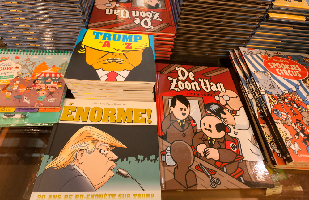 Editorial Cartoonist Fired Over Trump Comic