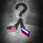 US and Russian flags representing ongoing investigation