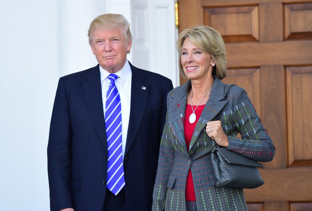 DeVos's Proposal Would Cut Relief for Defrauded Students