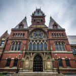 Harvard Memorial Hall. Photo: Shutterstock