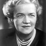 Margaret Chase Smith was the first woman to win election to both the U.S. House and Senate.