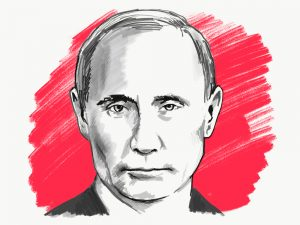 Viadimir Putin said he wanted Trump to win the 2016 election, but President Trump is claiming Russia is supporting Democrats in the 2018 midterm election.