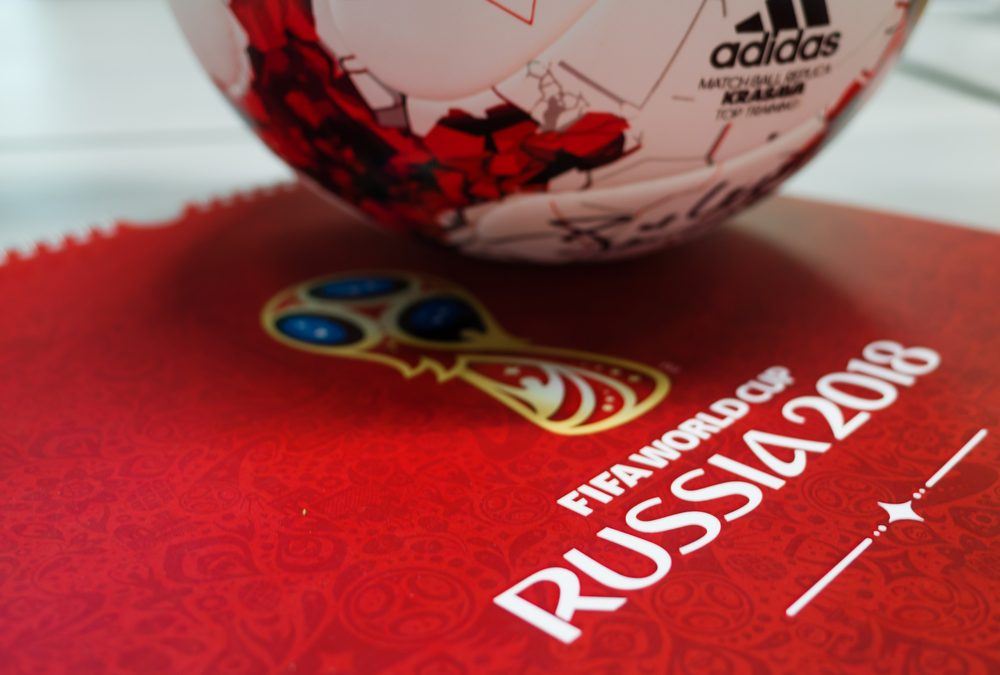 Controversy Surrounds Putin's Soccer Ball Gift