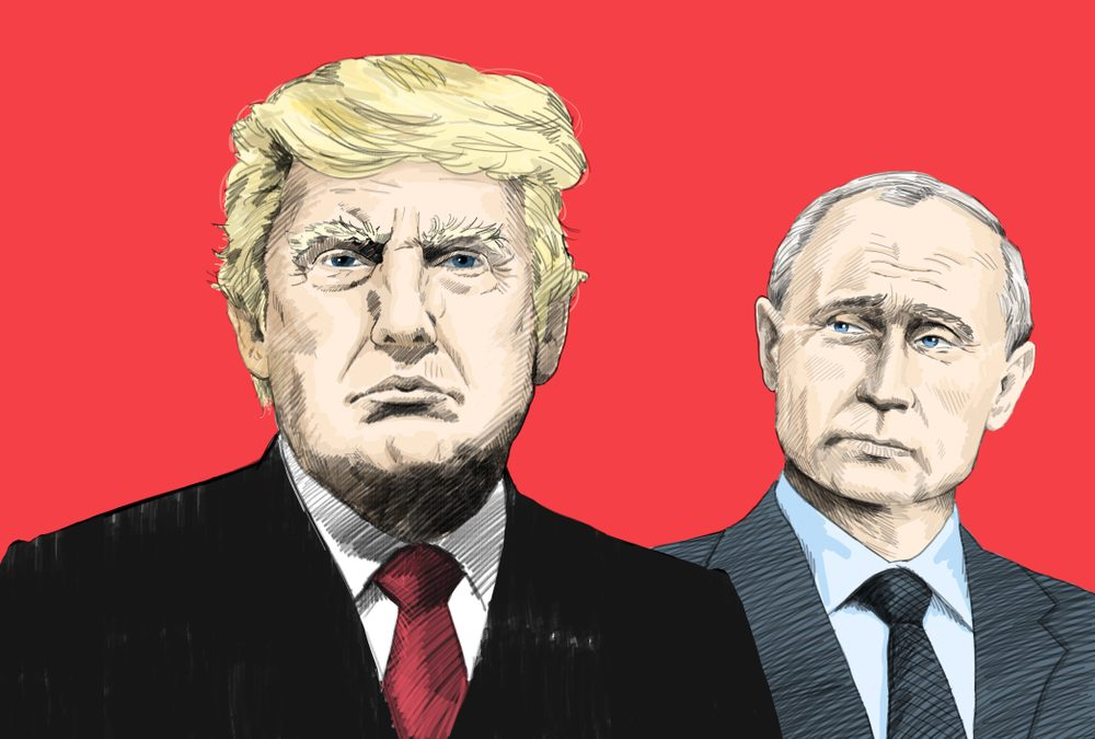Official White House Helsinki Summit Video Under Fire