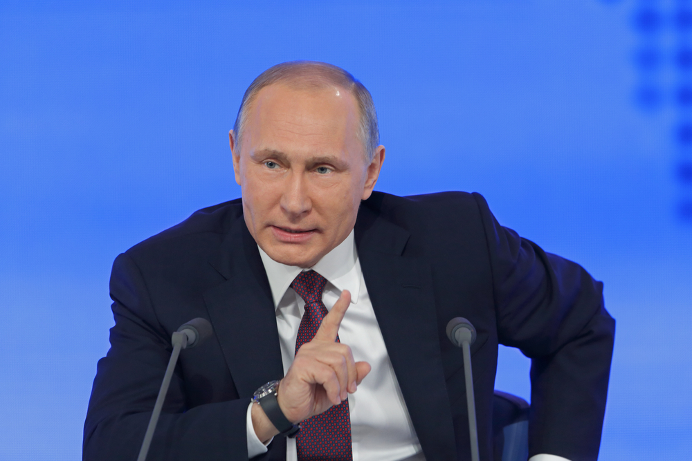 Fox News Anchor Gets into Heated Exchange with Putin