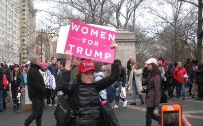 Why White Women Vote Republican