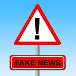 Some fake news sites are difficult to spot because they make an effort to seem legitimate.