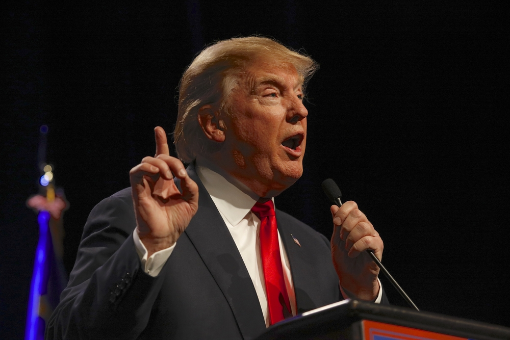 President Trump's Rewrites of History
