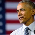 A photo of Barack Obama.