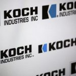The Koch brothers own Koch Industries, a company with revenues of $115 billion.