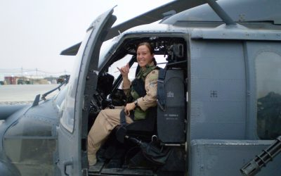Female War Hero is Shaking Up the Political Climate in Texas