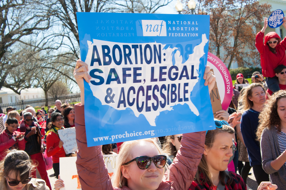 States Are Prepping for Possible Overturn of Roe v. Wade