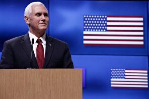 A photo of Mike Pence.