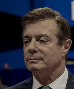 A photo of former Trump campaign chairman Paul Manafort.