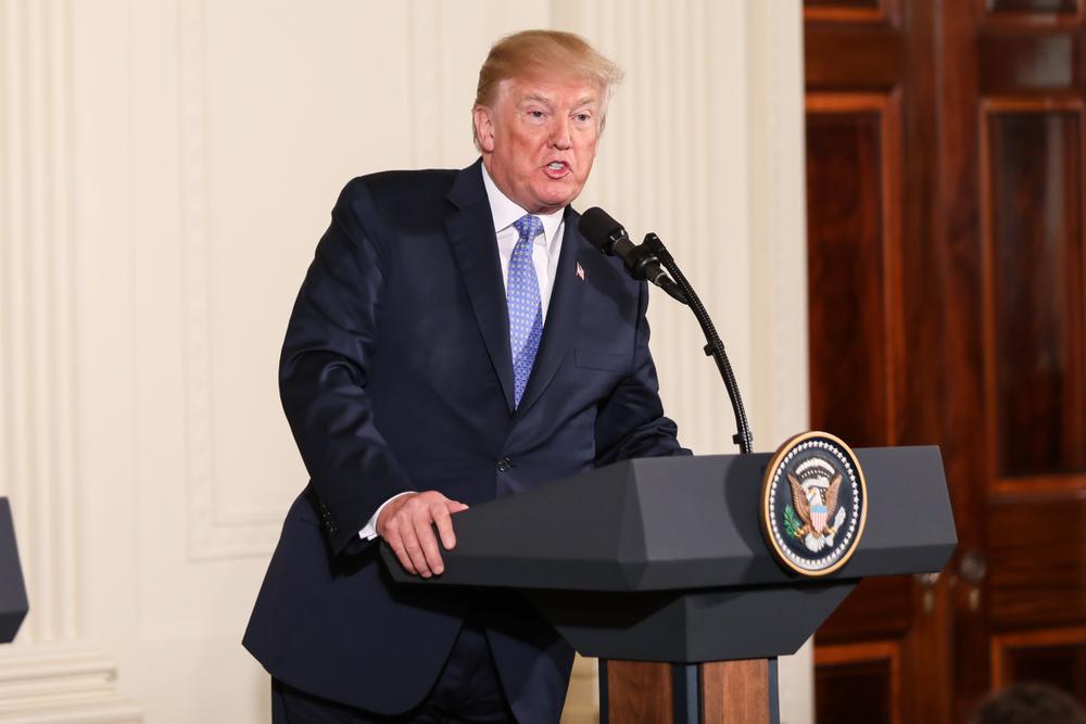 New Book Tells of 'Nervous Breakdown' of Trump Presidency