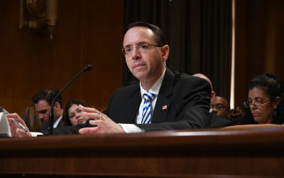 Rosenstein: Russia Probe is 'Appropriate and Independent'