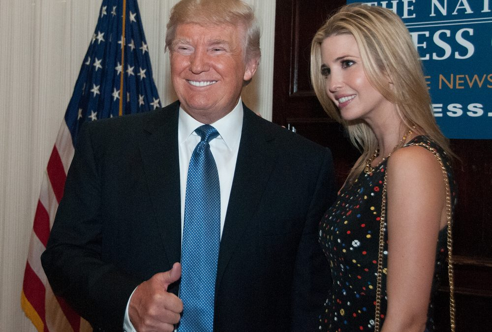 President Trump Defends Ivanka's Use of a Private Email Account