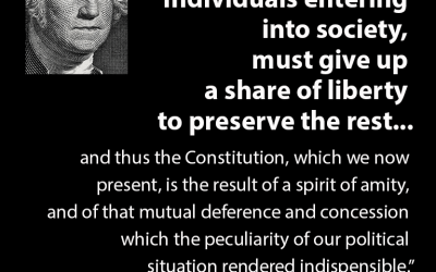Liberty Is Limited in the US Constitution